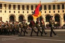 Տոնդ շնորհավո՛ր, Հայկական բանակ