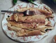 Սիրեցյալի մարմնին բալի մուրաբա քսելուց բացի, իշխան ձուկ կերեք