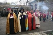 Վարդանանք` Երևանում ու Բեյրությում