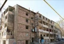 80 վթարային շենք Երևանում