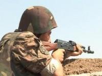 Հակառակորդի գնդակից հայ զինվոր է վիրավորվել