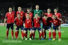 Հայաստանի հավաքականը ՖԻՖԱ-ի վարկանիշային աղյուսակում 41-րդն է