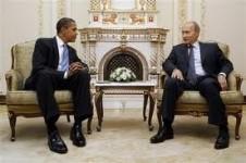 Օբաման  շնորհավորել է Պուտինին