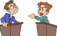 Պատգամավորների թեկնածուների մասնակցությամբ բանավեճեր կազմակերպելու ծրագիրը կարող է ձախողվել
