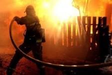 Փայտե տնակը ամբողջությամբ այրվել է