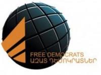 Ընտրությունները չարձանագրեցին ՀՀ քաղաքացու իրական կամքը. Ազատ դեմոկրատներ