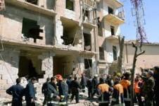 Հզոր պայթյուն Սիրիայում