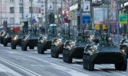 Զինվորական շքերթ Մոսկվայում