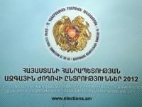 Համամասնական ցուցակներից  ինքնաբացարկները պետք է ներկայացվեն մինչև մայիսի 25-ը. ԿԸՀ
