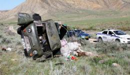 Մեքենան գլորվել է ձորը. 40-ամյա կինը  և 3 ամսական աղջիկը մահացել են