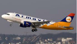 Ավիատոմսերը դեպի Սիրիա կլինեն գրեթե անվճար. «Արմավիա»