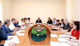 ԱԺ սոցիալական հարցերի մշտական հանձնաժողովը մի շարք օրինագծեր է քննարկել