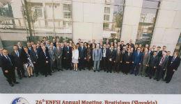 Դատափորձագիտական Ինստիտուտների Եվրոպական Ցանցի 26-րդ գիտաժողով` Բրատիսլավայում
