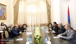 Քննարկվել են Հայաստանում ջերմոցային տնտեսության կազմակերպման հեռանկարները