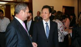 ՀՀ Անկախության 23-րդ տարեդարձին նվիրված միջոցառումներ Չինաստանում, Եվրոպայի խորհրդում և Լոնդոնում