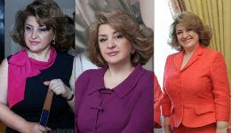 Ինչպիսին է ՀՀ առաջին տիկին Ռիտա Սարգսյանի ոճը (լուսանկարներ)