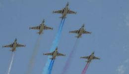 ՊԲ հակաօդայիններն արձանագրել են հակառակորդի օդուժի ուսումնամարտական թռիչքներ