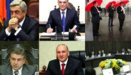Ովքե՞ր կդառնան նախարարներ. Սերժ Սարգսյանը իր ձեռքն է վերցնում կառավարությունը