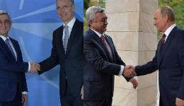 Արևմուտքին մերժել հաջողվեց, իսկ Սիրիայում ՌԴ նոր կոալիցիային Հայաստանը մաս կկազմի՞