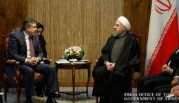 Բաքվում անհանգստացել են, որ ՀՀ վարչապետը և Իրանի նախագահը քննարկել են ԼՂ հակամարտությունը