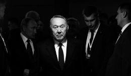 Ղազախական լրատամիջոցները հիացած են ՀՀ նախագահի լուսանկարչի աշխատանքով