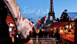 «Իսլամական պետության» գրոհայինները Եվրոպայում Սուրբ Ծննդյան տոներին  պատրաստվում են ահաբեկչություններ իրականացնել