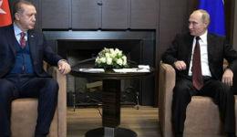 Շատերի աչքից չի վրիպել Պուտինի և Էրդողանի լարված տեսքը. նախագահների հանդիպման շատ մանրամասներ մնացին գաղտնի