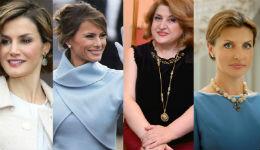 Ինչպիսի զարդեր են նախընտրում առաջին տիկնայք և ինչ են դրանք պատմում նրանց մասին (լուսանկարներ)