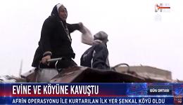 Թուրքական ալիքները դեռ պտտում են «Աֆրինում ազատագրված 1-ին գյուղի» հոլովակը, չնայած քրդերն այն արդեն հետ են գրավել