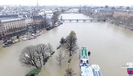 Փարիզը հայտնվել է ջրի տակ , վտանգված է Ֆրանսիայի ԱԳՆ շենքը.ՏԵՍԱՆՅՈՒԹ