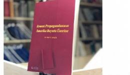 Թուրք նախկին դեսպանի գիրքը ԱՄՆ-ում հայկական քարոչության մասին