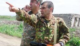 Պաշտոնից ազատվել է ՊԲ հրամանատարի առաջին տեղակալը