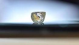 Գիտնականները բացառիկ ադամանդ են գտել, որի ներսում պահպանվել է սառույցի գերկարծր շերտ