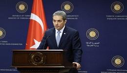 Թուրքիայի արձագանքը՝ Հայաստանի ԱԳՆ-ի խոսնակի հայտարարությանը
