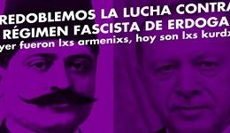 Արգենտինահայերի կոչը. «Եկեք ուժեղացնենք պայքարը Էրդողանի ֆաշիստական ռեժիմի դեմ»