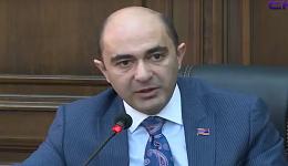 Շատ լավ է, որ ռուսական ռազմաբազայի ունեցած հնարավորությունները ուժեղացվում են.Մարուքյան