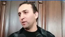 Ցմահ դատապարտյալ Աշոտ Մանուկյանն ազատ արձակվեց