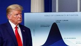 Թրամփը նախազգուշացրել է՝ գալիք երկու շաբաթները «շատ ծանր» են լինելու ԱՄՆ-ի համար