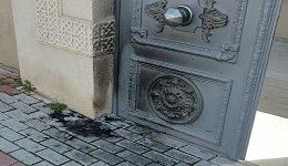 Կորոնավիրուսը հայերն են բերել. Ստամբուլում փորձել են այրել հայկական եկեղեցու դուռը