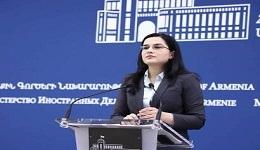 ԱԳՆ խոսնակի պատասխանը՝ Ադրբեջանի նախագահին