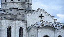 Մշակութային վանդալիզմ. հրետակոծվել է Շուշիի Սուրբ Ամենափրկիչ Ղազանչեցոց եկեղեցին. ԿԳՄՍՆ հայտարարությունը