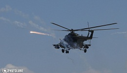 ՊԲ ՀՕՊ ստորաբաժանումները խոցել են 1 ինքնաթիռ և 1 ուղղաթիռ․ խոցված ուղղաթիռն ընկել է ՊԲ վերահսկողության տակ գտնվող տարածքում