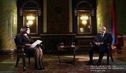 «Լեռնային Ղարաբաղի կարգավիճակի ճանաչումը, այո՛, կարող է դառնալ այս իրավիճակից ելք». վարչապետի հարցազրույցը գերմանական «ZDF» հեռուստաալիքին