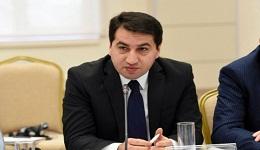 Ալիևի օգնականը «ոչ տեղին» է որակել ՌԴ-ում Ադրբեջանի դեսպանի՝ խոցված ռուսական ուղղաթիռի վերաբերյալ մեկնաբանությունը