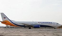 Արդեն Հայաստանում է «Fly Armenia Airways»-ի առաջին Boeing 737-400 օդանավը