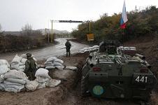 ՌԴ ՊՆ-ն հերքել է Փաշինյանի հայտարարությունը, թե Հադրութում ռուս խաղաղապահները շրջափակման մեջ են