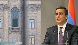 ԱԺ պատուհաններից հրազենի բացահայտ ցուցադրությունը խաղաղ հավաքին պետության կողմից գործադրված անվտանգության անհամարժեք միջոց է