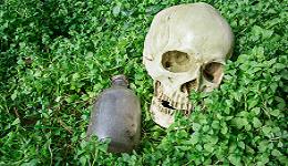 Կապուտան գյուղի դաշտում հայտնաբերվել է մարդու գանգ, տղամարդու քայքայված դի, որի որովայնից վերև գտնվող հատվածը բացակայում է