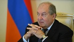 Հայաստանը բարձր է գնահատում Հայոց ցեղասպանության ճանաչման և դատապարտման գործում Ռուսաստանի և անձամբ Ձեր ջանքերը. ՀՀ նախագահ