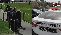 Ոստիկաններն անհետ կորած զինծառայողների հարազատներին զգուշացրել են՝ ուժ կգործադրեն, եթե չբացեն ՊՆ-ի մուտքերը